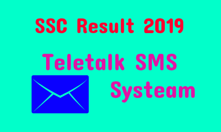 SSC Result 2019 by Teletalk