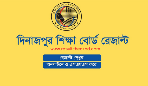 SSC Result 2019 Dinajpur Education Board